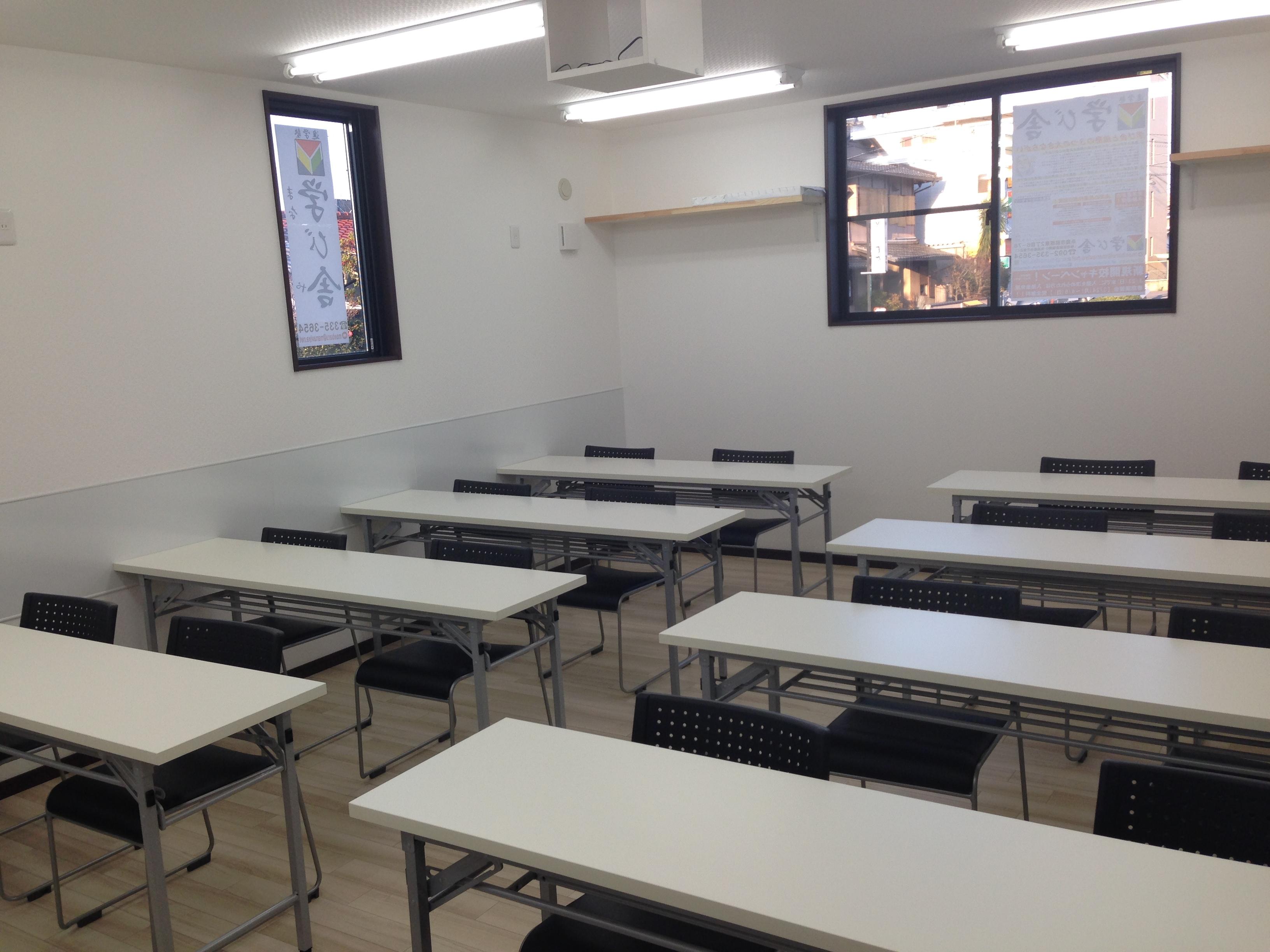 教室①左前方から